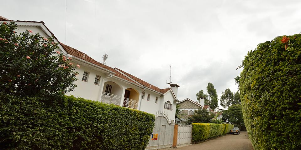 Amboseli Villas Lavington